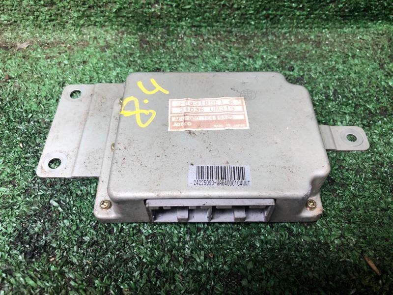 Блок управления двс Mazda Bongo Brawny SKE6V FE