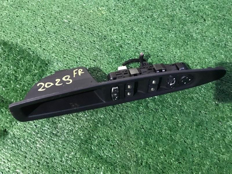 Блок управления стеклоподъемниками Citroen C4 PSA5FW 2009