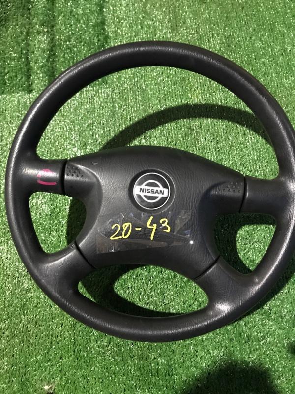 Руль Nissan Tino HV10 SR20DE