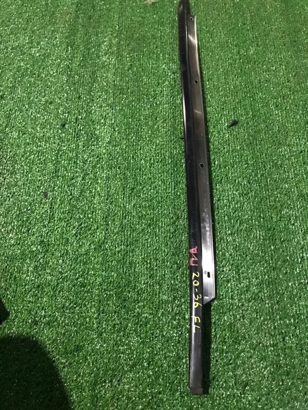 Молдинг лобового стекла Nissan Bluebird EU14 SR18DE передний левый