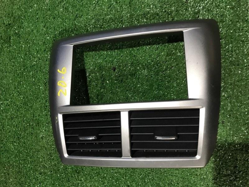 Рамка магнитофона Subaru Impreza GH7 EJ20