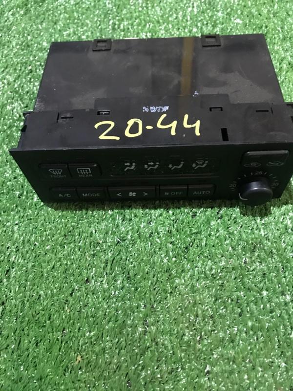Блок управления климат-контролем Toyota Chaser GX100 1G-FE