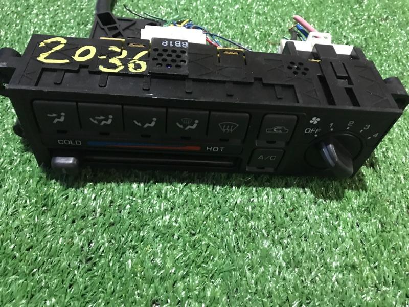 Блок управления климат-контролем Nissan Bluebird EU14 SR18DE