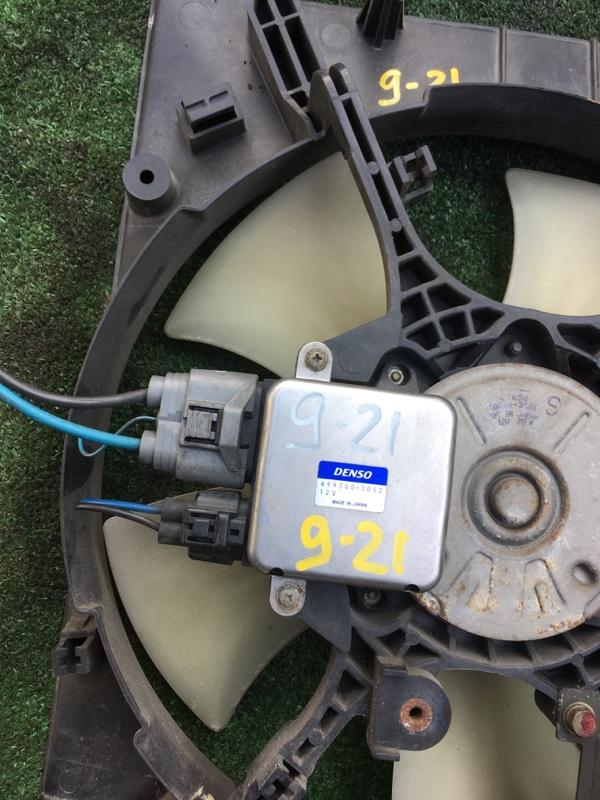 Блок управления вентилятором двигателя Mitsubishi Chariot Grandis N94W 4G64
