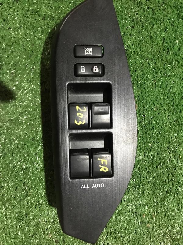 Блок управления стеклоподъемниками Toyota Mark X Zio ANA10 2AZ-FE