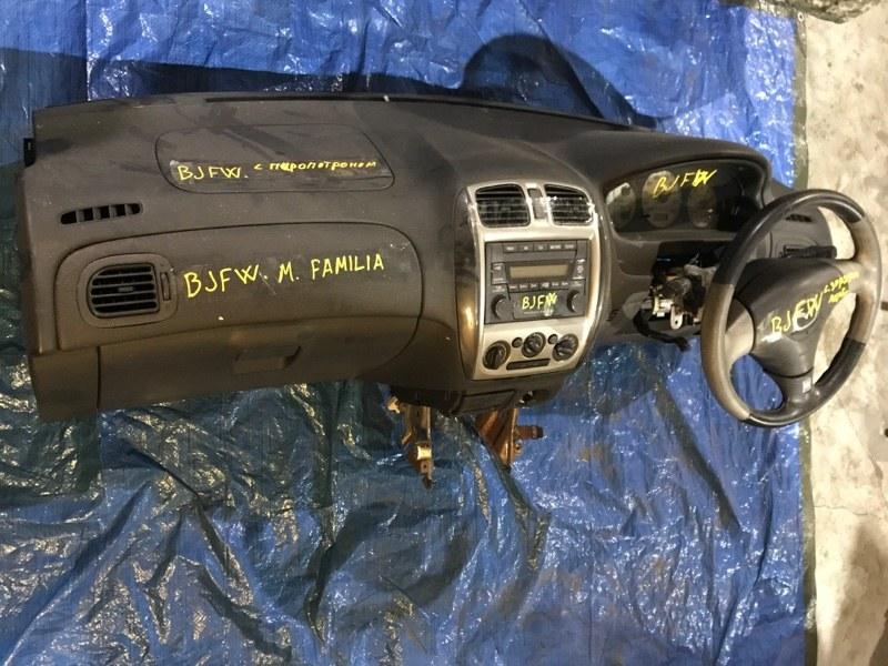 Панель передняя в салон Mazda Familia BJFW