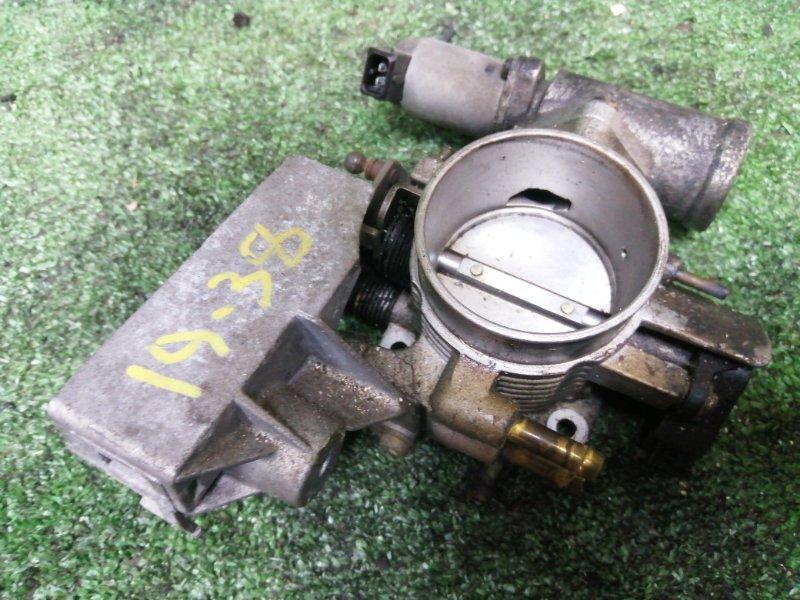 Заслонка дроссельная Toyota Voxy ZZR70W 3ZR-FE