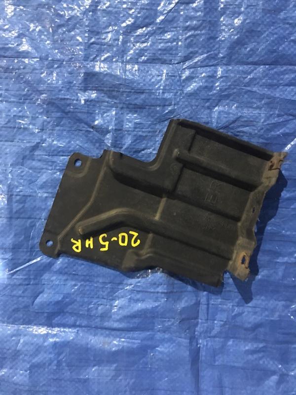 Защита двс Nissan Fuga Y51 VQ25HR задняя правая
