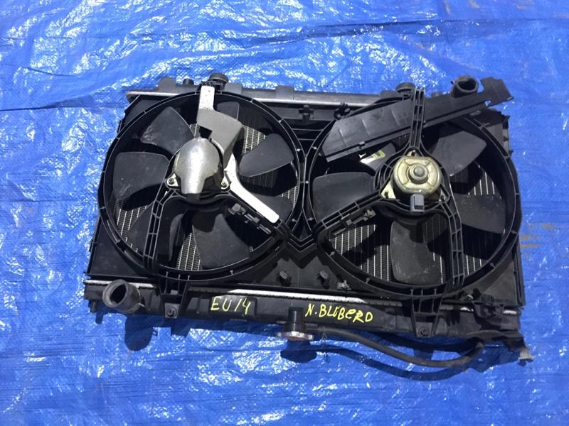 Радиатор двигателя Nissan Bluebird EU14