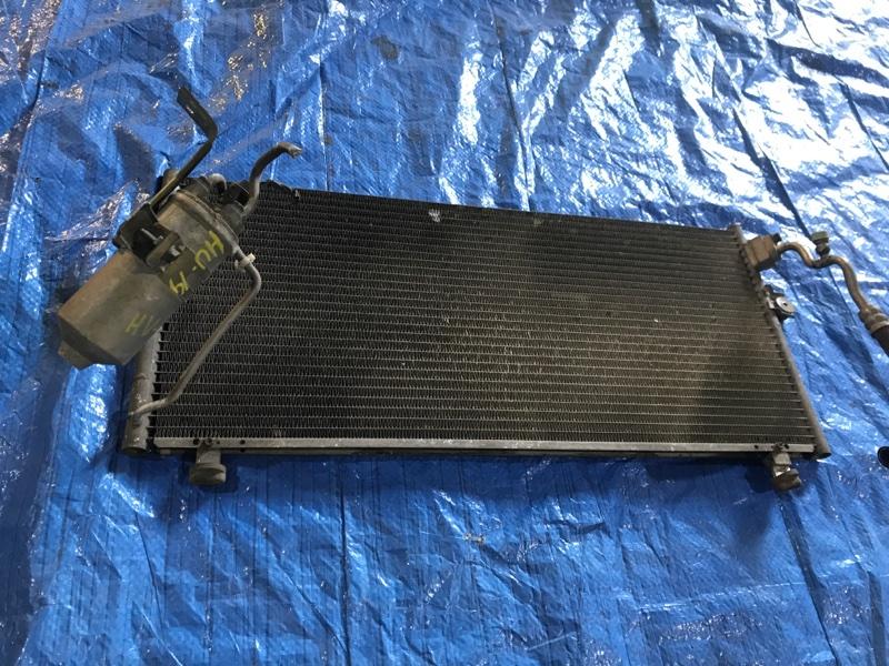 Радиатор кондиционера Nissan Bluebird HU14