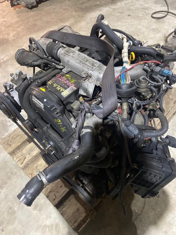 Проводка двигателя Toyota Crown Comfort LXS11 2L-TE