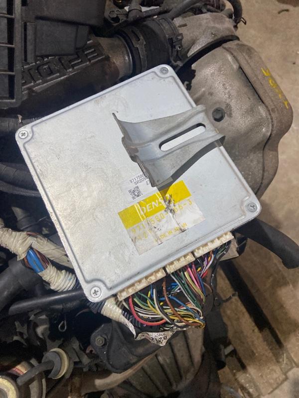 Блок управления двс Toyota Crown Comfort LXS11 2L-TE