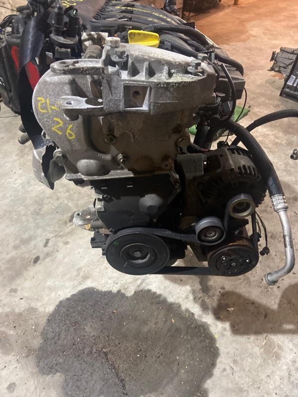 Двигатель Renault Megane F4R