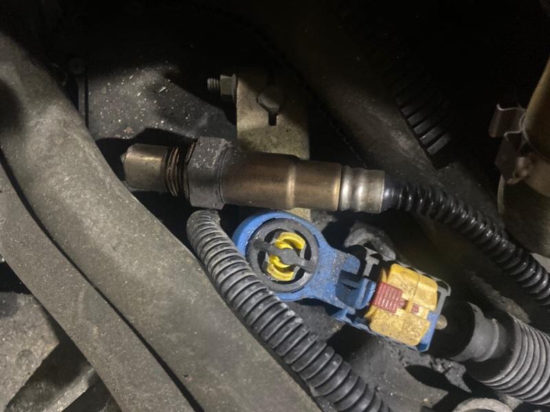 Лямбда-зонд Renault Megane F4R-771 2004
