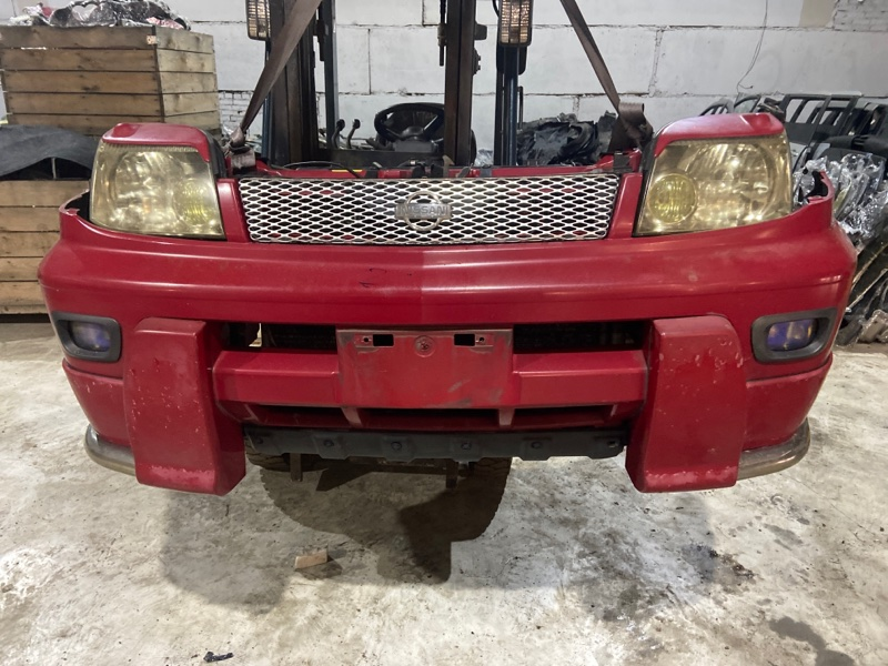 Nose cut Nissan X-Trail NT30 QR20DE