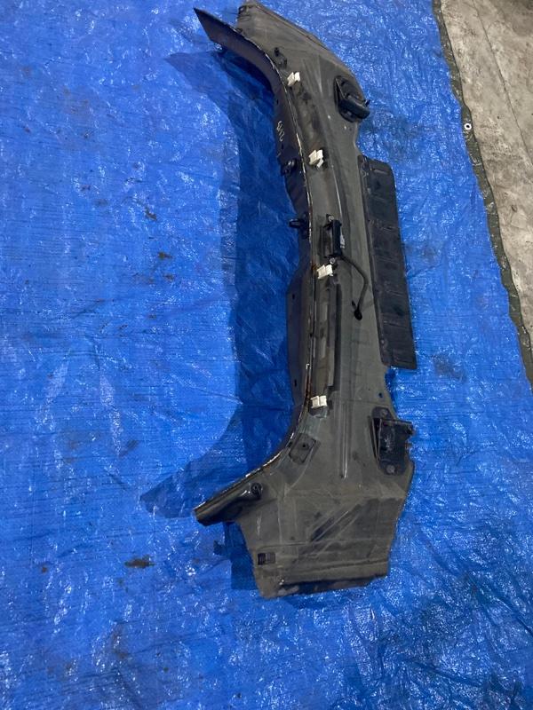 Задняя панель кузова Nissan Murano TZ50 QR25DE