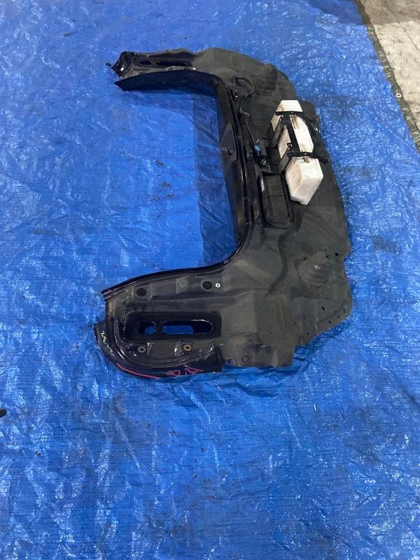 Задняя панель кузова Nissan March K13 HR12DE