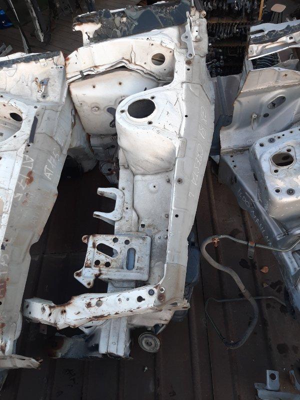 Лонжерон Toyota Cresta GX81 передний левый