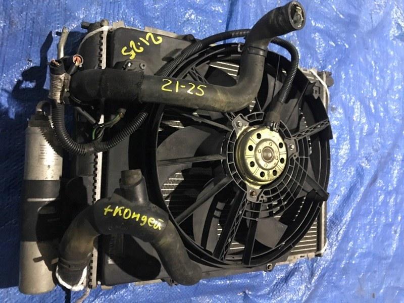 Радиатор двигателя Renault Clio Ii F4R-736 2001