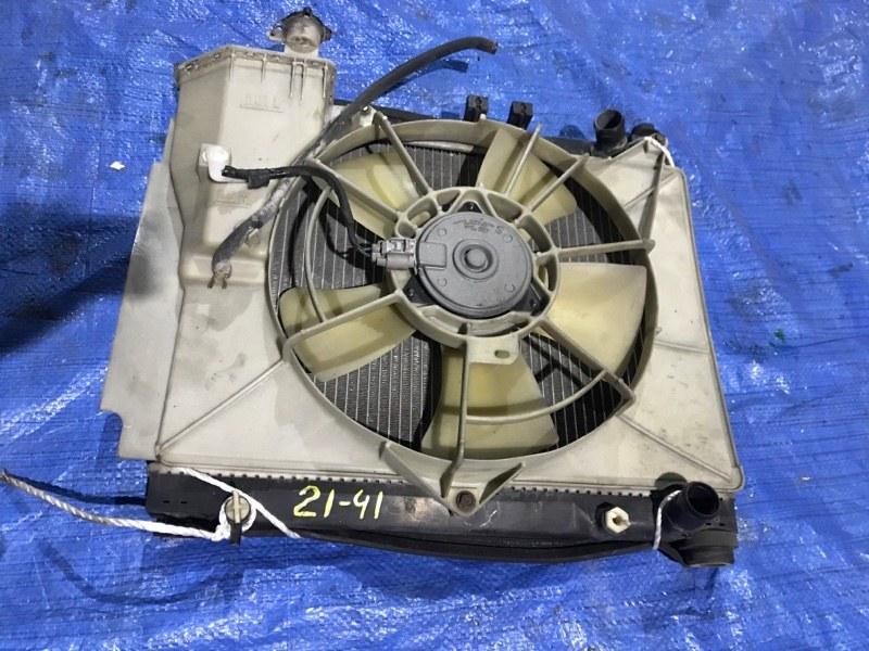 Радиатор двигателя Toyota Probox NCP59 1NZ-FE