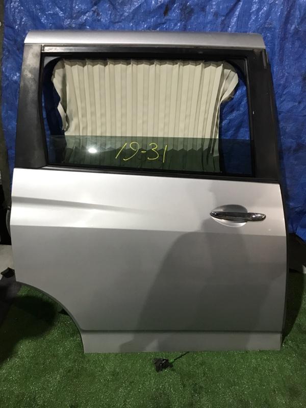 Дверь боковая Mazda Biante CCEAW LF задняя правая