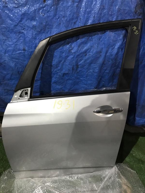 Дверь боковая Mazda Biante CCEAW LF передняя левая