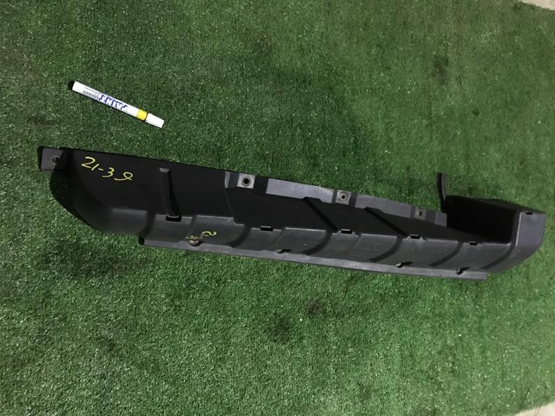 Защита под бампер Nissan X-Trail NT30 QR20DE