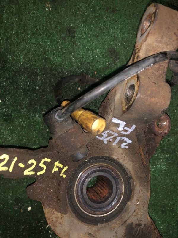 Датчик abs Renault Clio Ii F4R-736 2001 передний левый