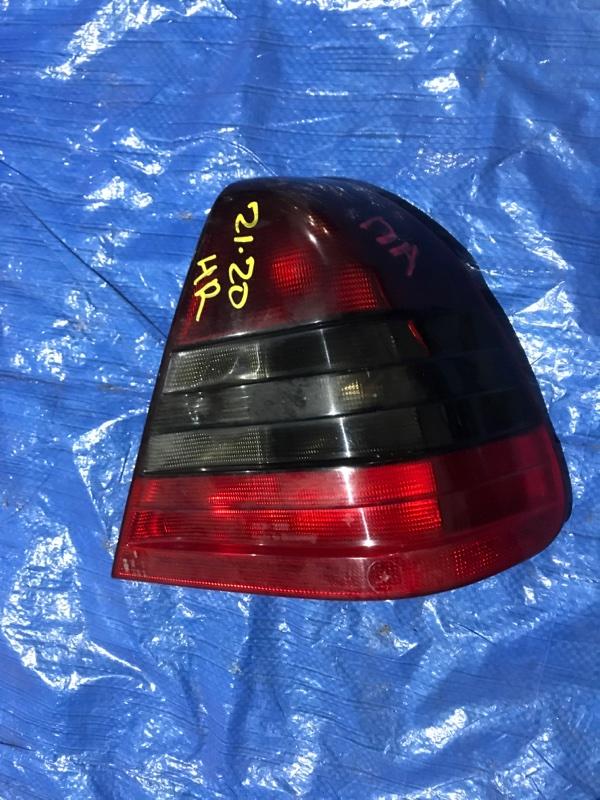 Фонарь стоп-сигнала Mercedes-Benz C240 202 112.910 1998 правый