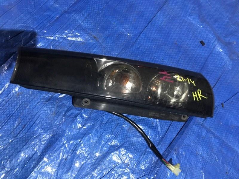 Фонарь стоп-сигнала Suzuki Chevrolet Cruze HR51S M13A правый