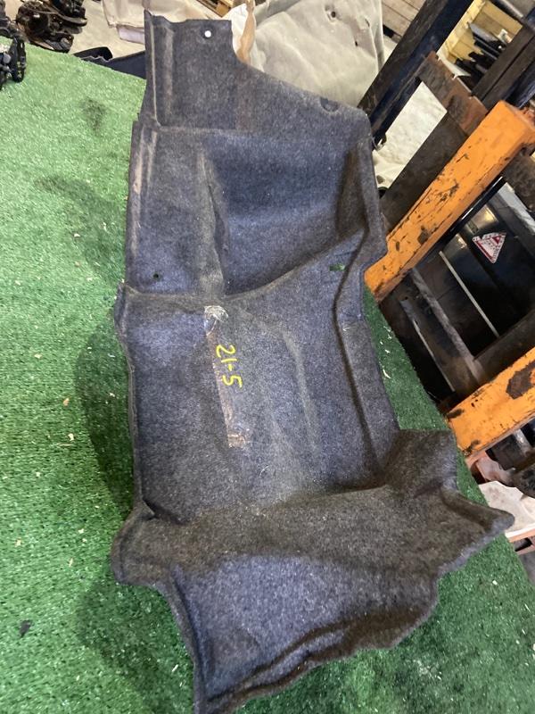 Обшивка багажника Nissan Sunny FB15 QG15DE
