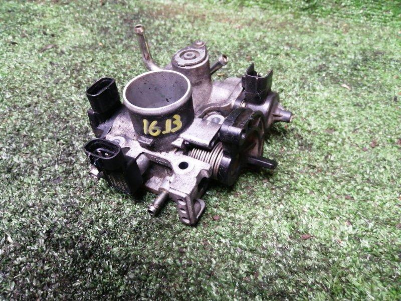 Заслонка дроссельная Suzuki Jimny JB23W K6A-T