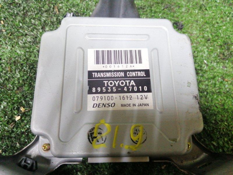 Блок управления кпп Toyota Prius NHW20 1NZ-FXE