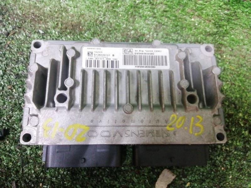 Блок управления кпп Peugeot 308 PSA 5FT