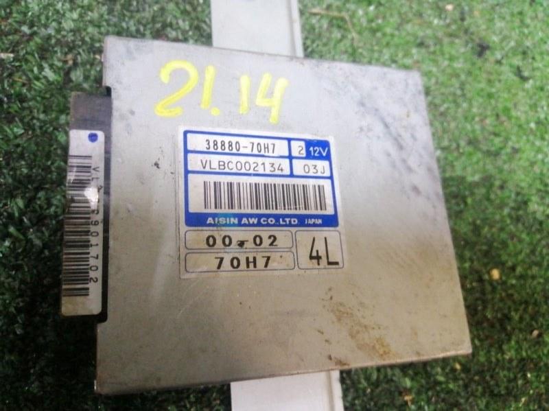 Блок управления кпп Suzuki Chevrolet Cruze HR51S M13A