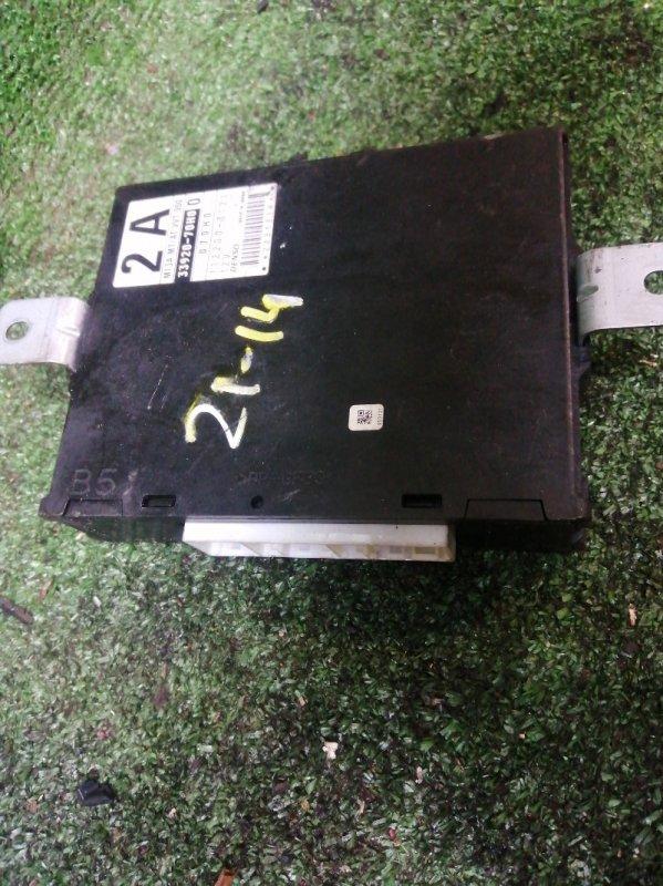 Блок управления двс Suzuki Chevrolet Cruze HR51S M13A