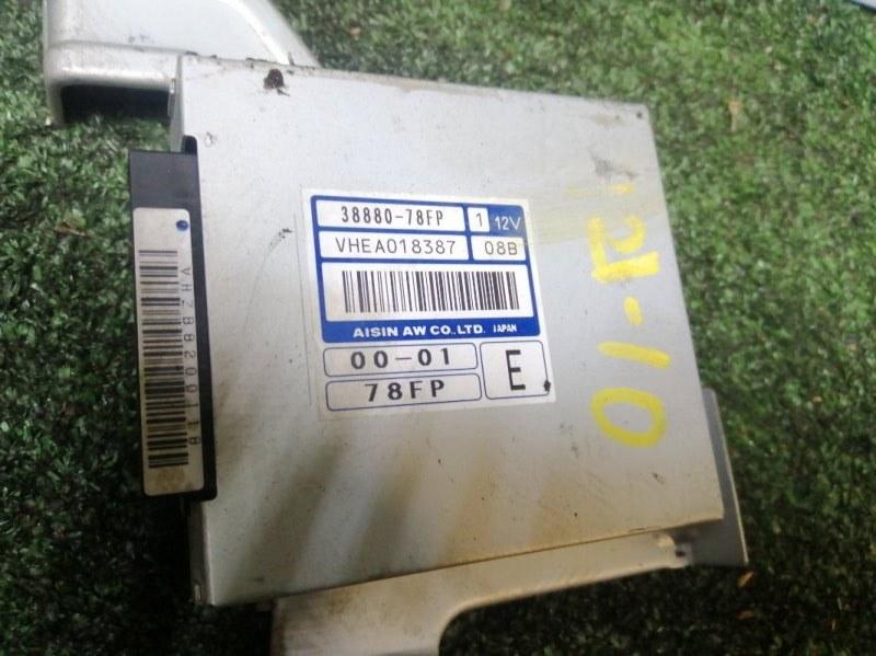 Блок управления кпп Chevrolet Mw ME34S M13A