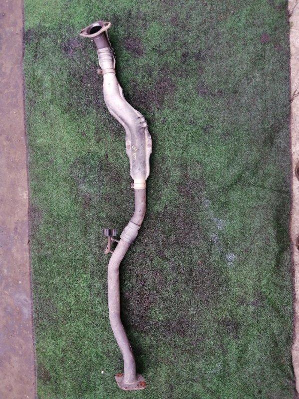 Труба приемная глушителя Nissan Ad VHNY11 QG18DE