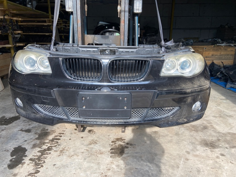 Nose cut Bmw 118I E87 N46 2005