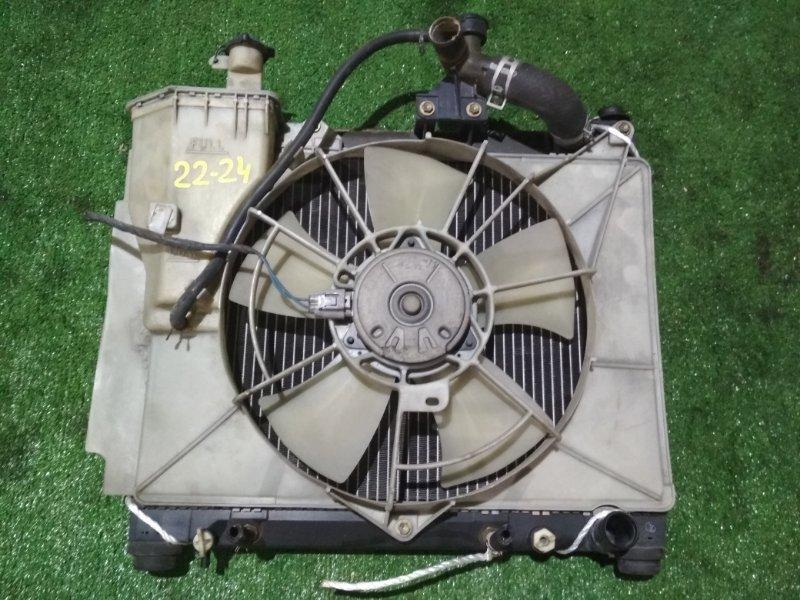 Радиатор двигателя Toyota Bb NCP31 1NZ-FE