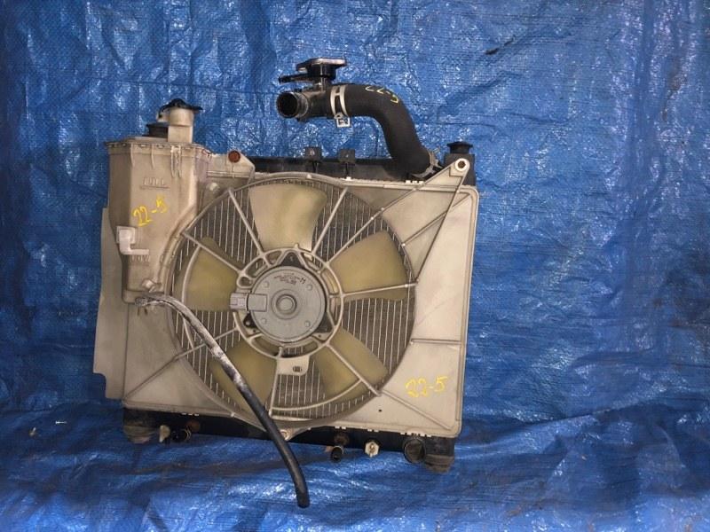 Радиатор двигателя Toyota Succeed NCP58 1NZ-FE