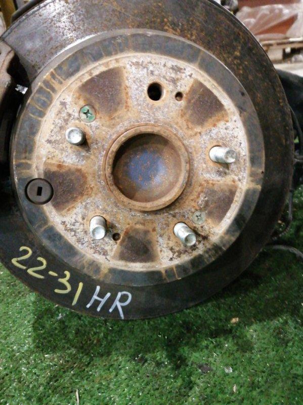 Диск тормозной Honda Elysion RR1 K24A задний правый