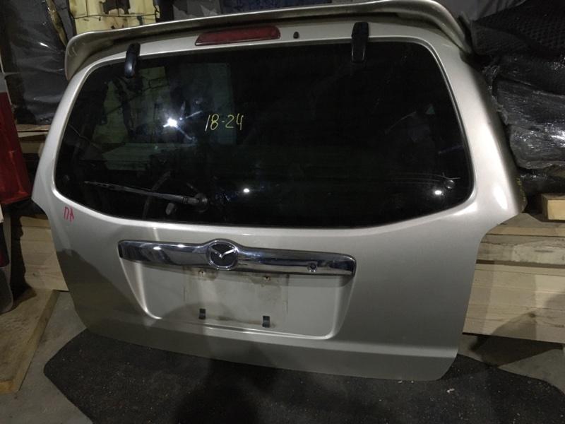 Дверь задняя багажника Mazda Tribute EP3W L3