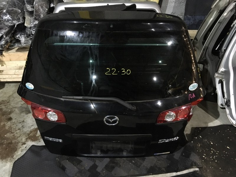 Дверь задняя багажника Mazda Demio DY3W ZJ-VE