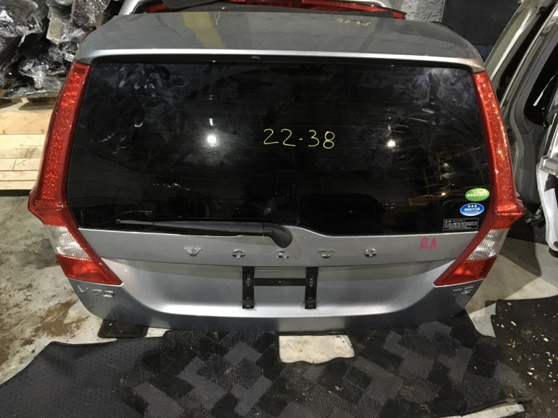 Дверь задняя багажника Volvo V70 B4204T7 2012