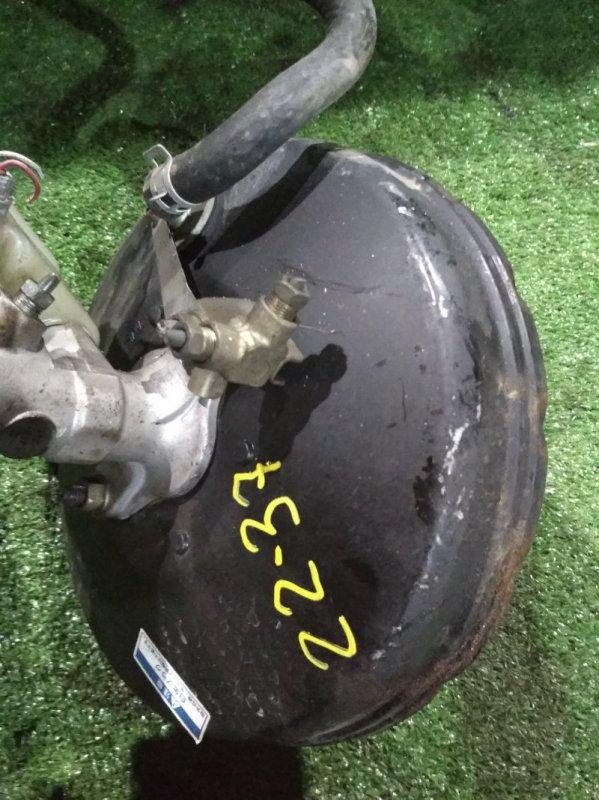Вакуумный усилитель тормоза и сцепления Toyota Caldina ST215 3S-GE