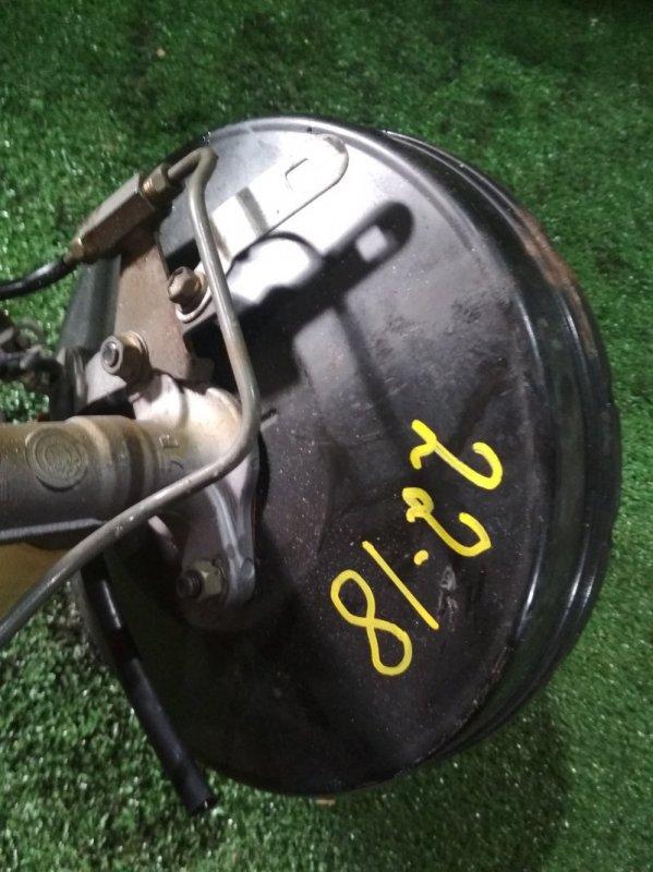 Вакуумный усилитель тормоза и сцепления Toyota Sprinter AE114 4A-FE