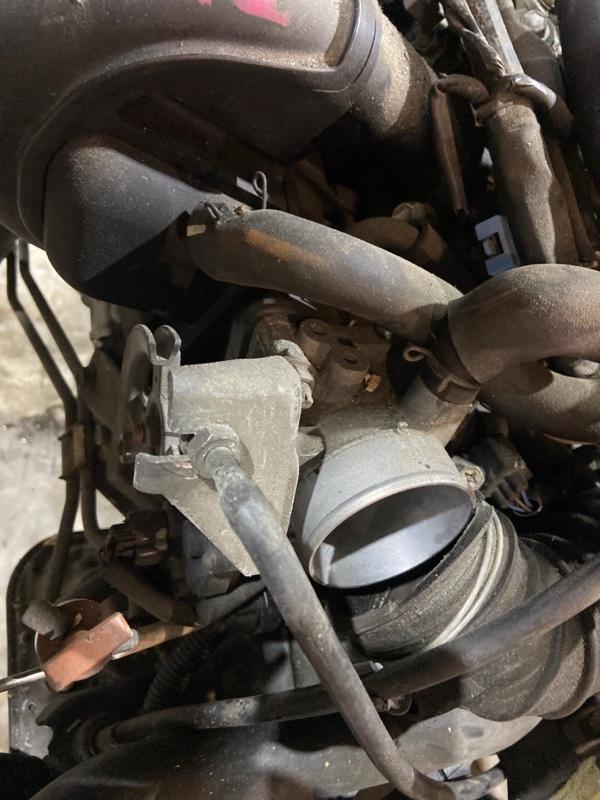 Заслонка дроссельная Toyota Opa ZCT10 1ZZ-FE