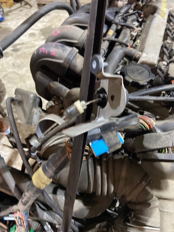 Трос газа Toyota Opa ZCT10 1ZZ-FE