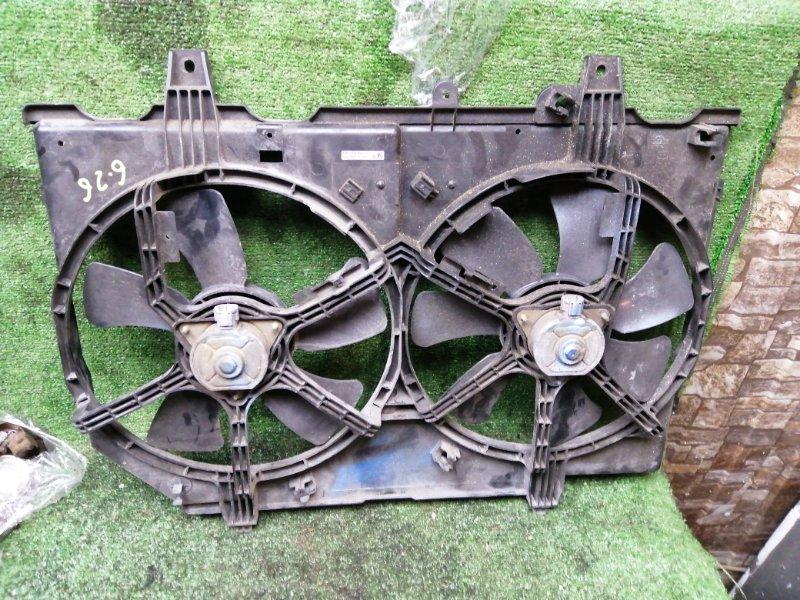 Вентилятор радиатора двигателя Nissan Serena TC24 QR20